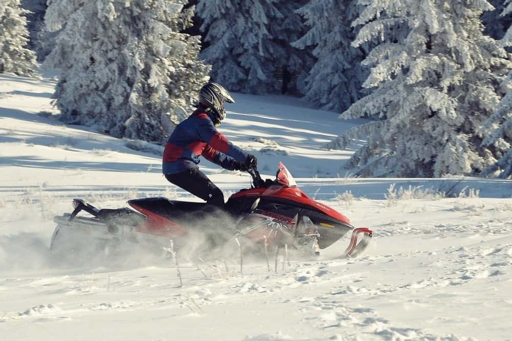 Ontario snowmobile trail conditions